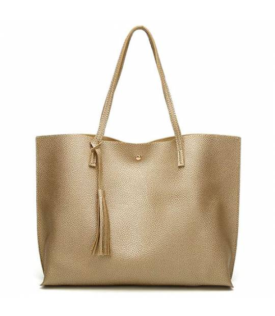 Handbag Gold Galilea
