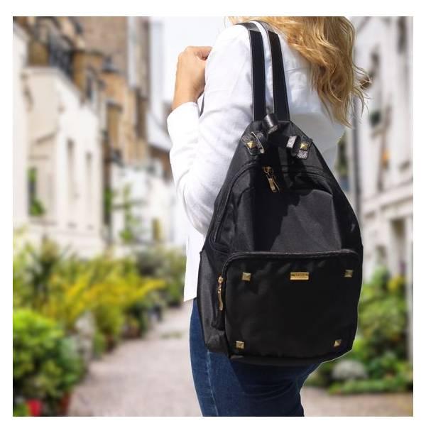 Black Backpack Taylor