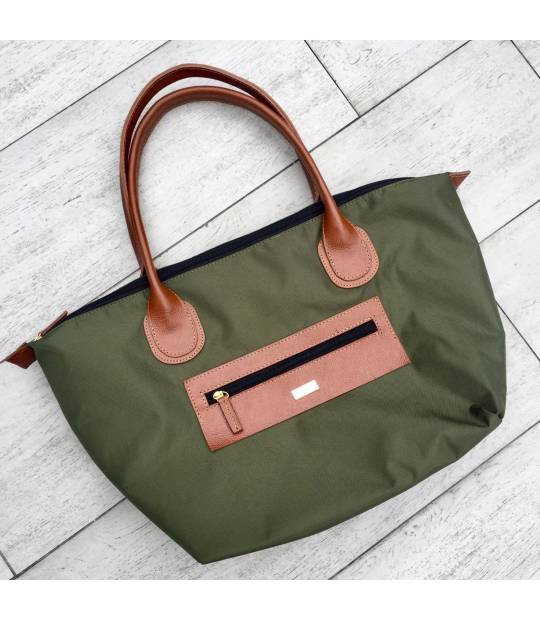Green Noa Handbag