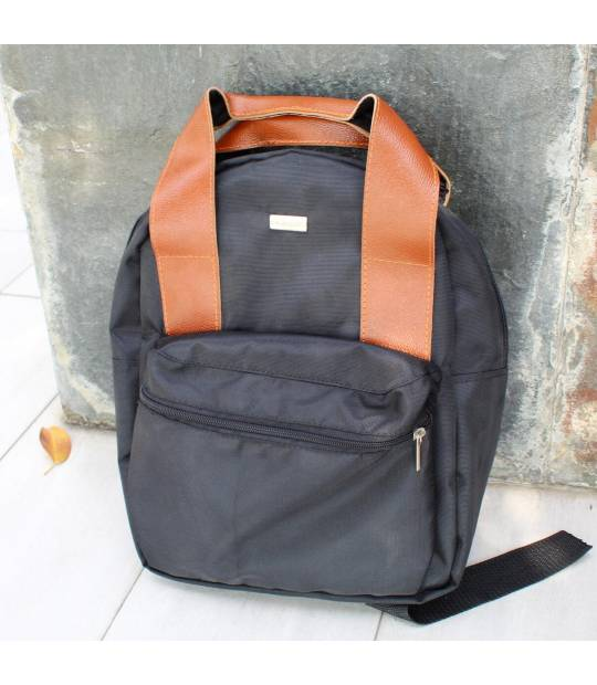 Backpack Black Magna