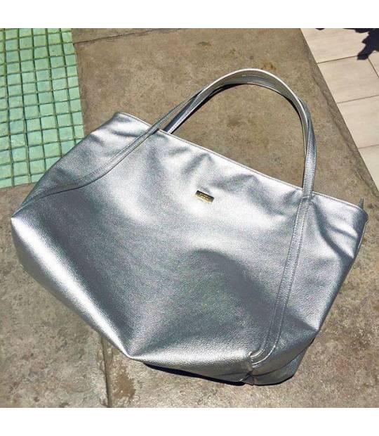 Handbag Silver Regina