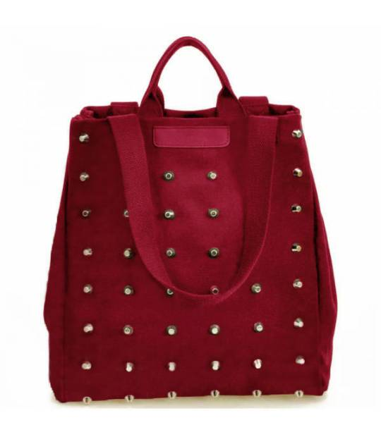 Dark Red Handbag Avril