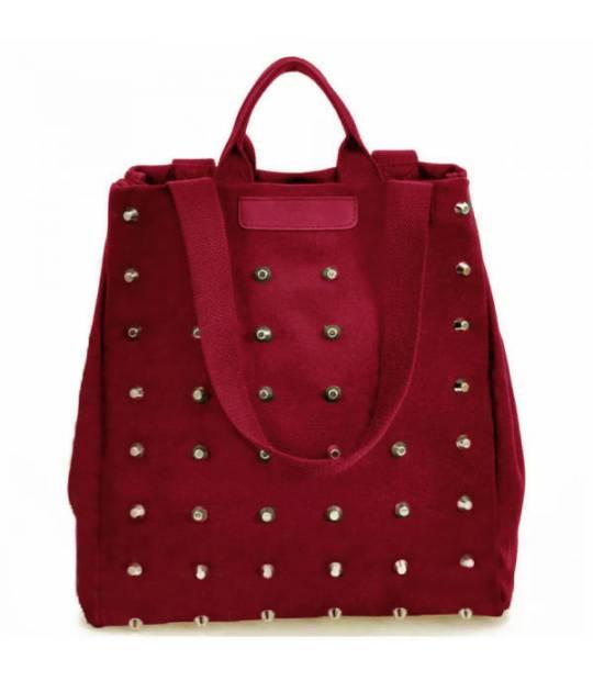 Dark Red Handbag Avril