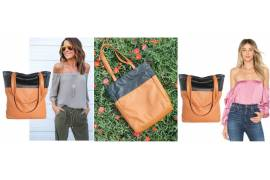 New looks for you with pepa bag from PLUM